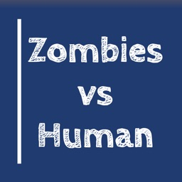 Zombies vs Human Same Room