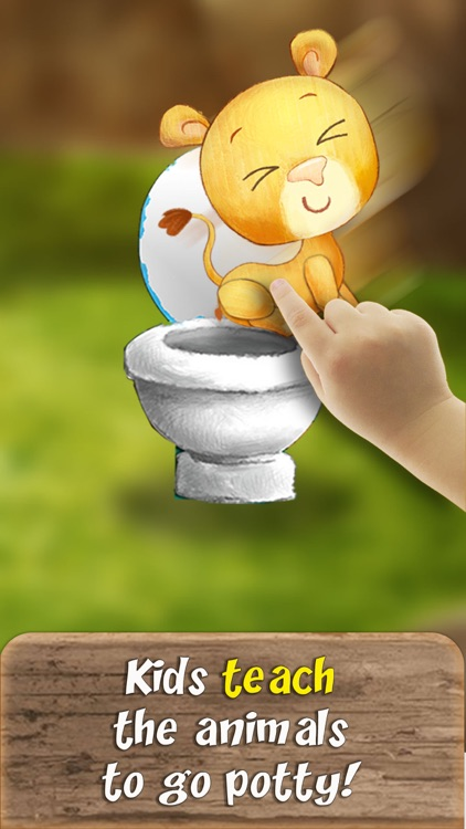 Toilet Potty Training screenshot-6
