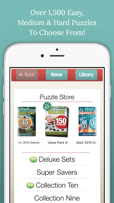 Penny Dell Daily Crossword for windows pc