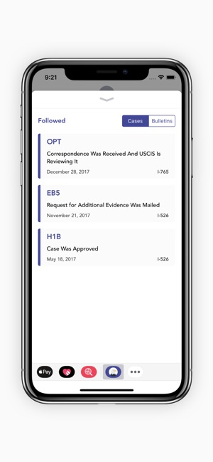 Visa Tracker on the App Store