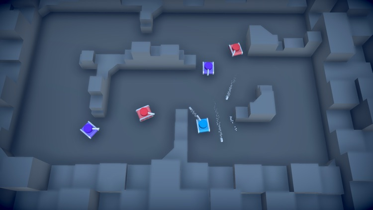Tiny Tanks! screenshot-1