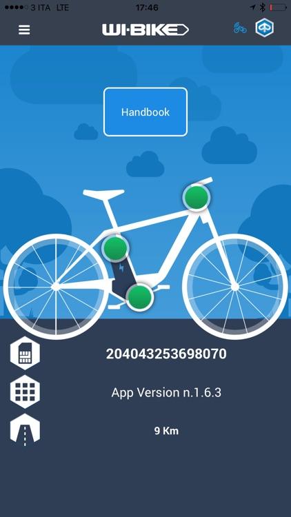 Wi-Bike App screenshot-3