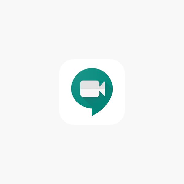 Hangouts Meet on the App Store