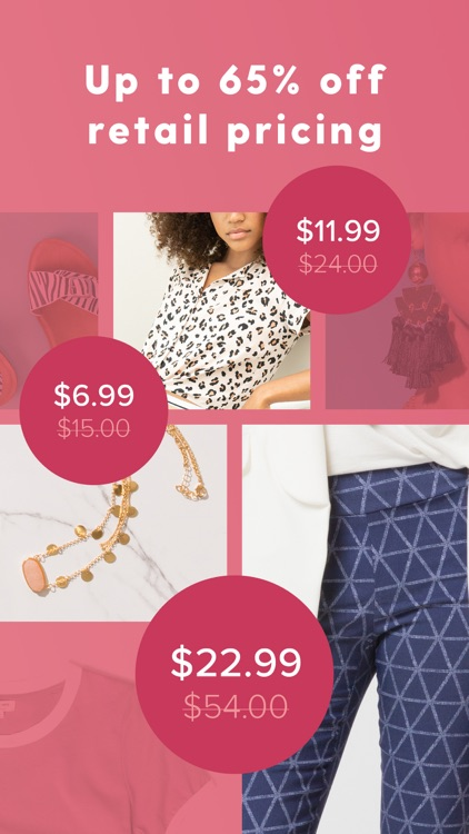 Jane - Boutique Shopping Deals screenshot-3