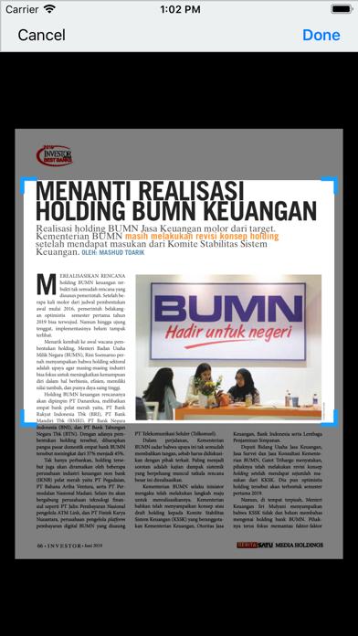 Majalah InvestorScreenshot of 4