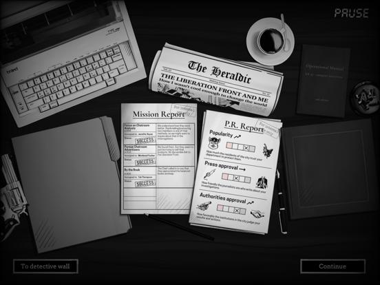 Interrogation: Deceived screenshot 20