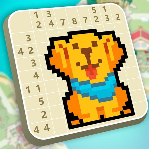 Pixel Cross™-Nonogram Puzzles