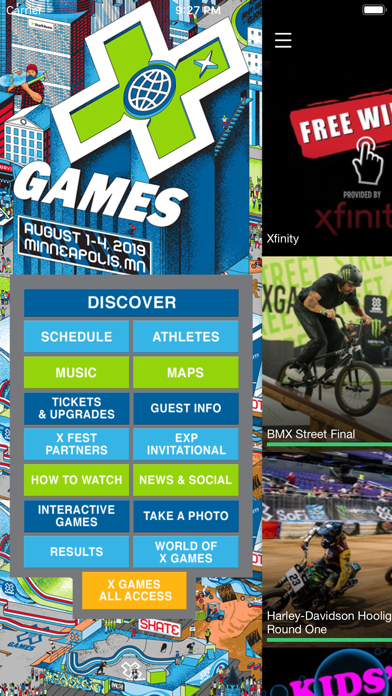 X Games Minneapolis 2019 Screenshot