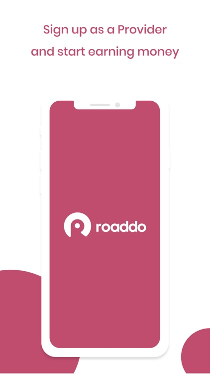 Roaddo Provider
