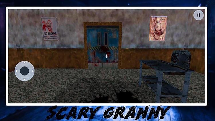 #1 Scary Granny On Hospital