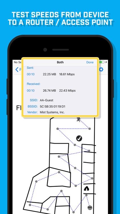WiFi Survey screenshot-5