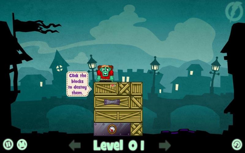 Drop The Zombie screenshot 3