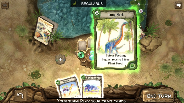 Evolution Board Game screenshot-5