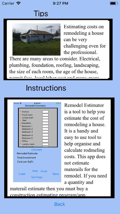 Remodel Helper By Micom Software