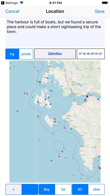 NauticLog screenshot-5