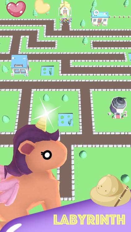 Unicorn games for girls screenshot-6