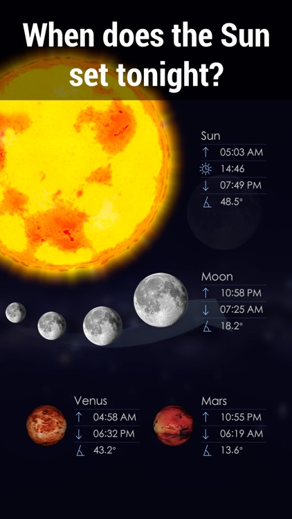 Star Walk 2 Ads+:Night Sky Map screenshot-4