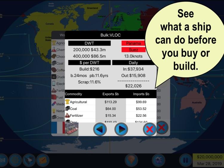 Shipping Tycoon: Profit Baron screenshot-6