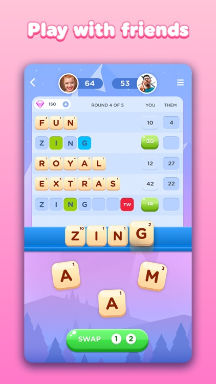 Wordzee! screenshot-1