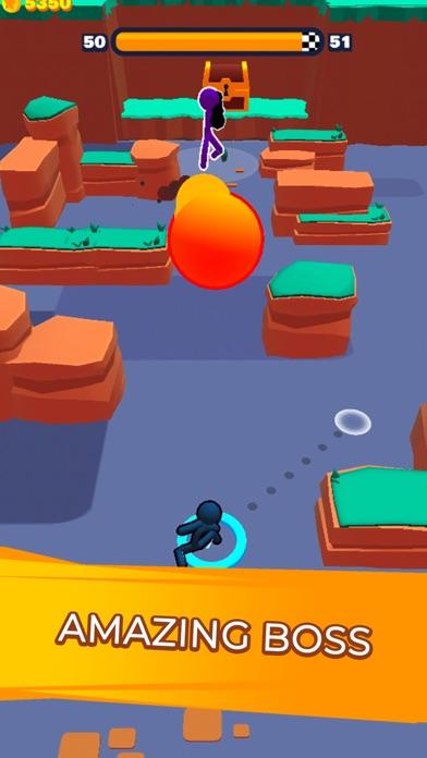 Stickman Dash! screenshot 5