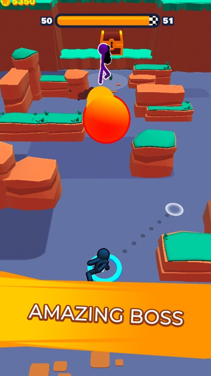 Stickman Dash! screenshot-4