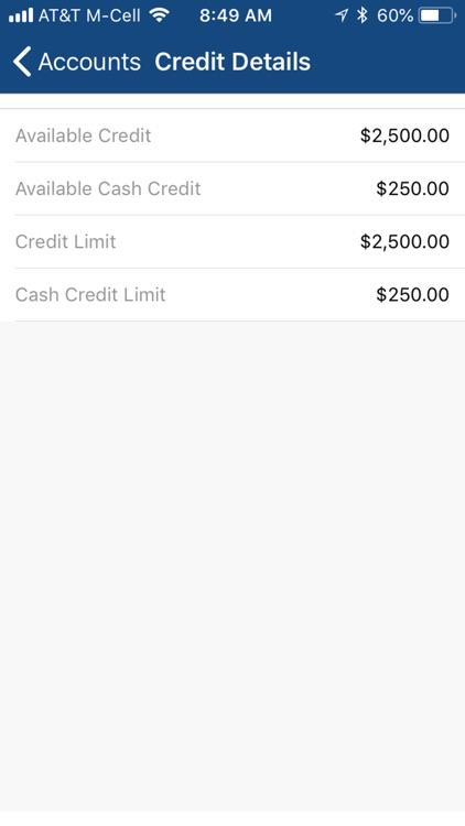 GNB Bank credit card app screenshot-5
