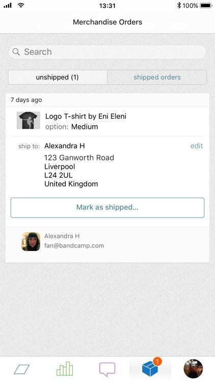 Bandcamp for Artists & Labels screenshot-3