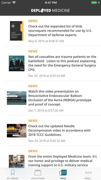 Deployed Medicine screenshot-4