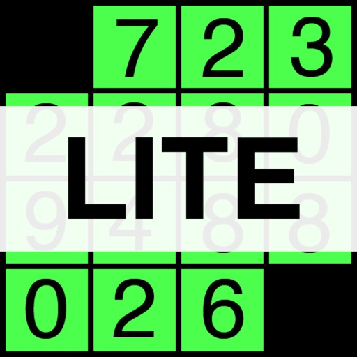 Cross Digits Lite
