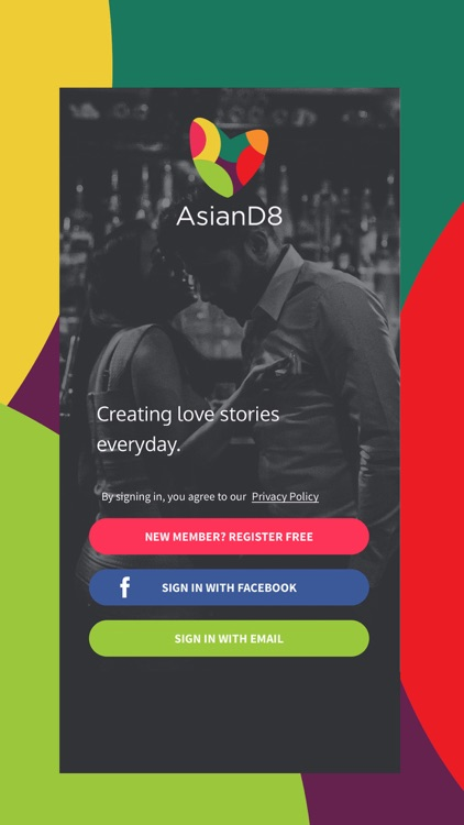 AsianD8 - South Asian Dating