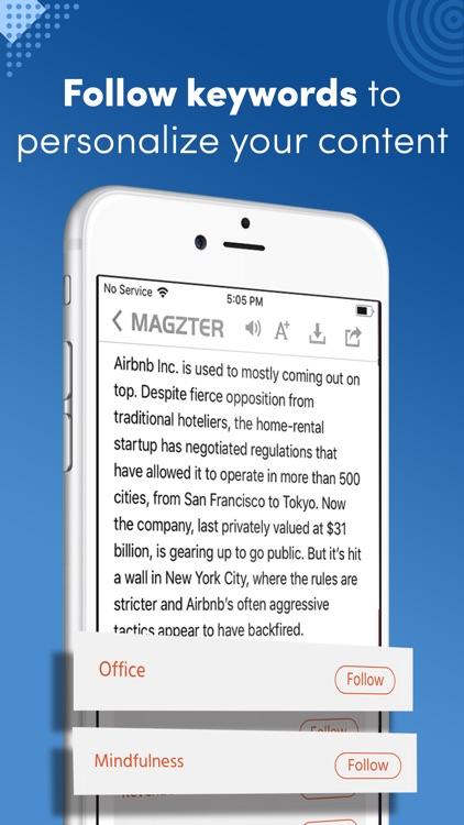Magzter Newsstand screenshot-6