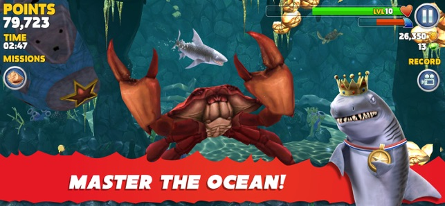 Hungry Shark Evolution on the App Store