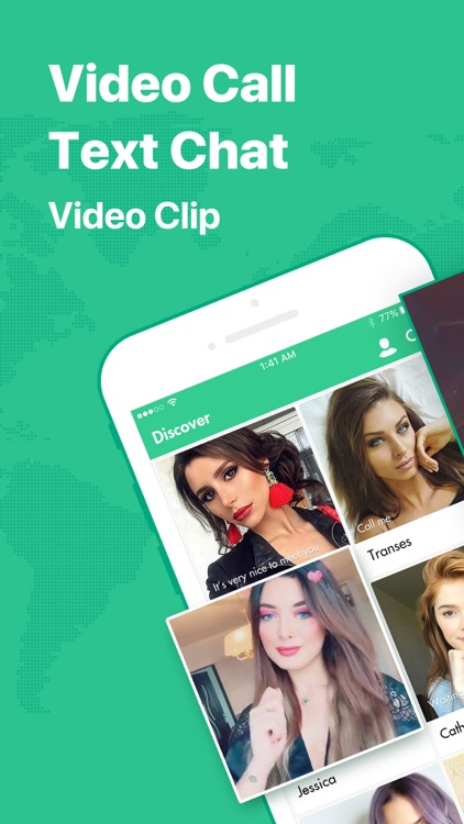 Chatoo-Live video call & chat