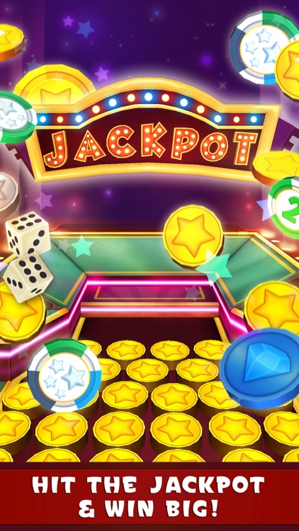 Coin Dozer: Casino screenshot-3