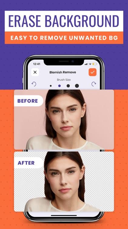 Magic Eraser – Photo Editor screenshot-3