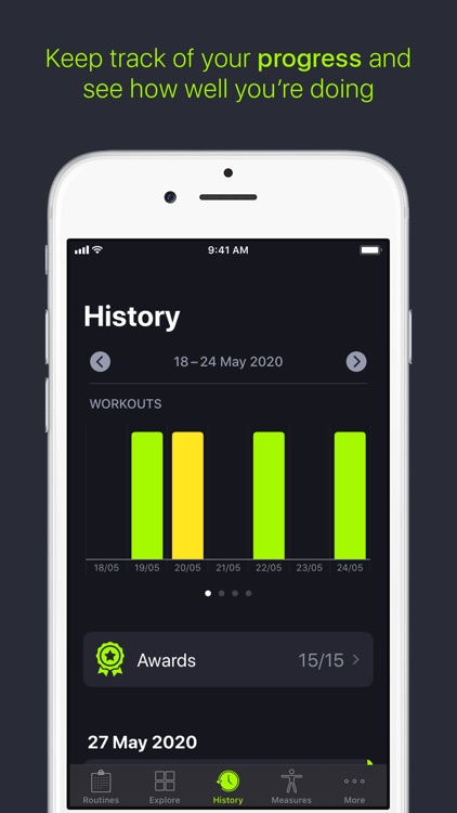 SmartGym: Gym & Home Workouts screenshot-7