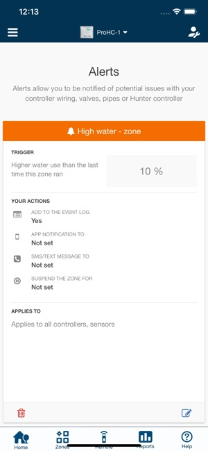 Hydrawise Irrigation on the App Store