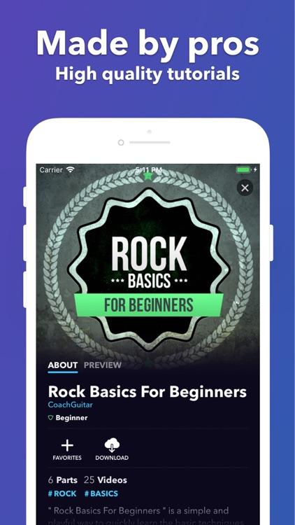 Guitar Lessons tabs chords pro screenshot-5