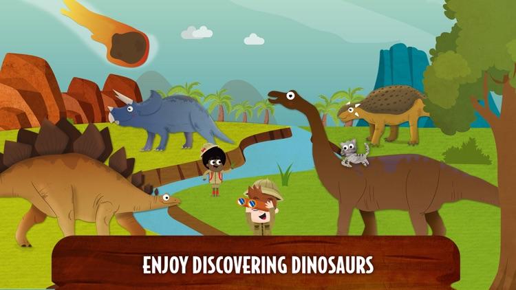 What Were Dinosaurs Like? screenshot-0