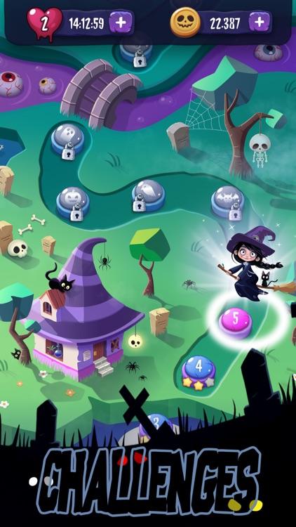 Witch Bubble Shooter 2020 screenshot-4