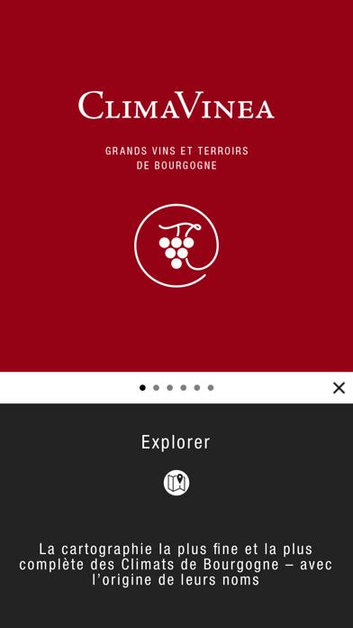 Screenshot #1 pour ClimaVinea