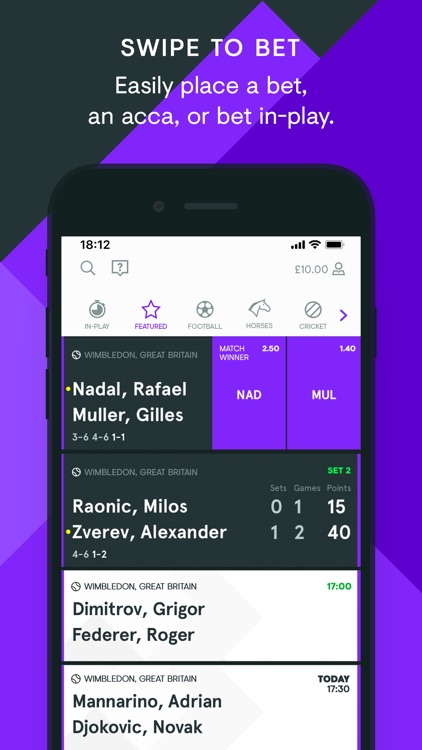kwiff - Sports Betting