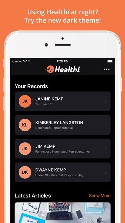 Healthi screenshot-5
