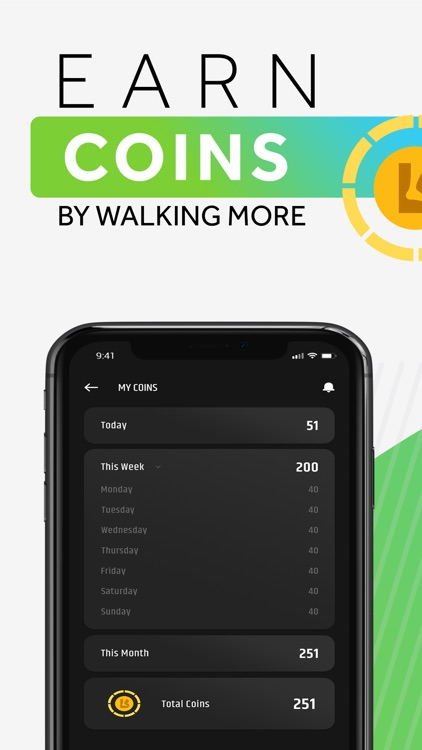 Benefit-Walk and Earn