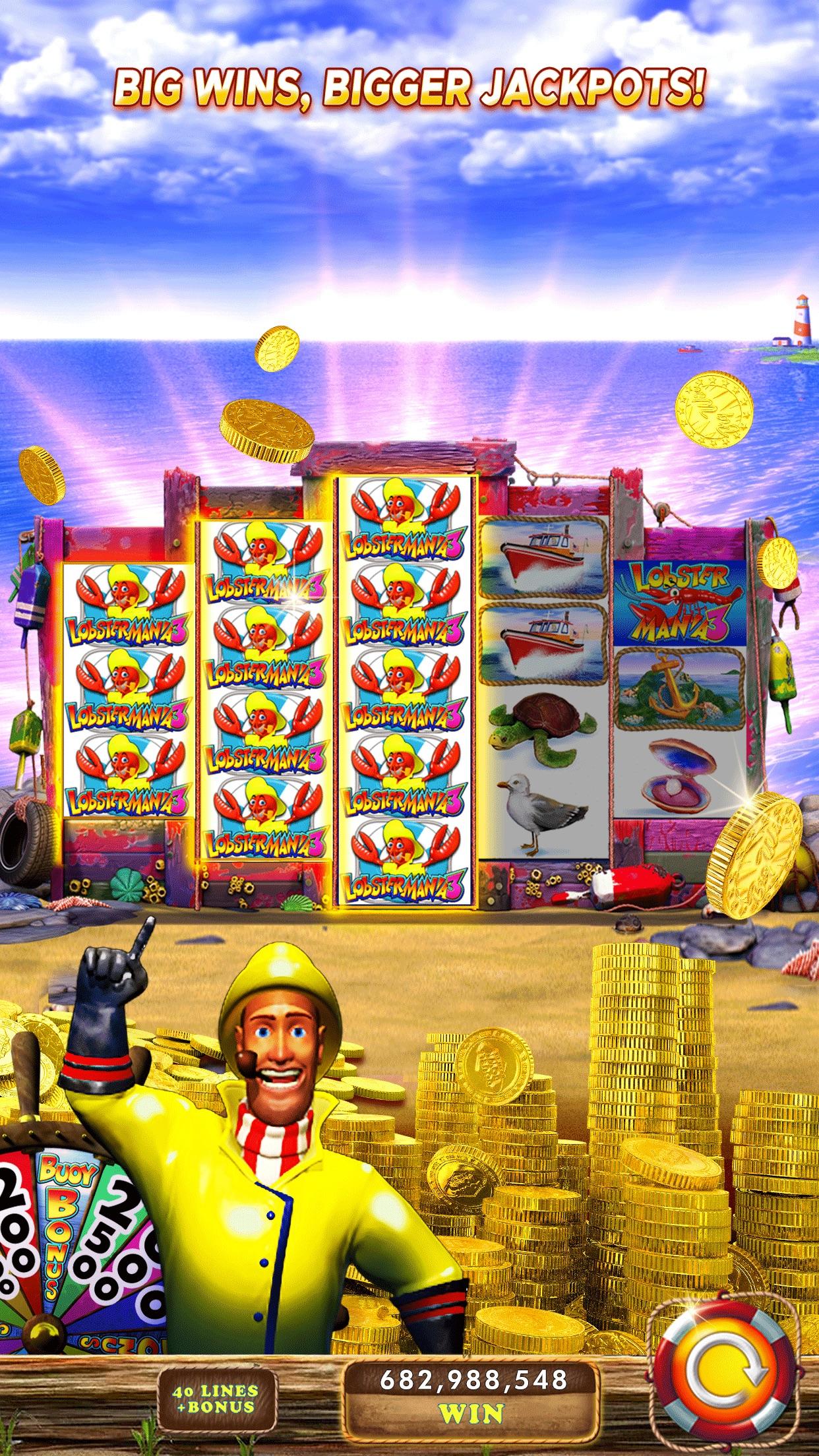 DoubleDown™- Casino Slots Game Screenshot