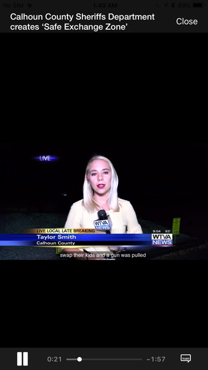 WTVA/WLOV News & Weather screenshot-5