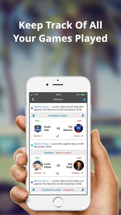 Apps Leisure screenshot-3