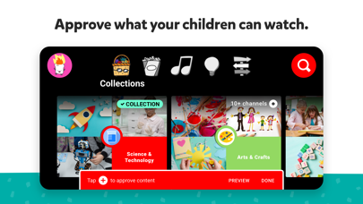 Screenshot for YouTube Kids in Ireland App Store