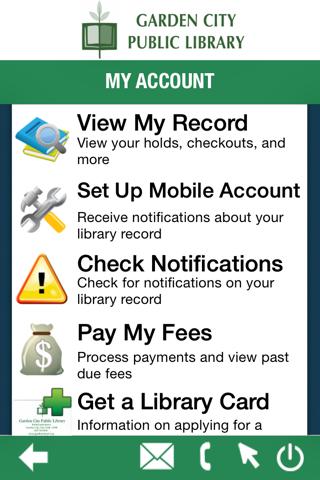 Nassau Public Libraries Mobile - náhled