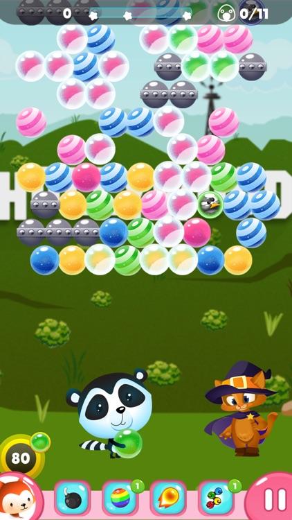 Bubble Birds Pop! screenshot-0